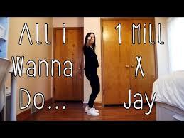 tutorial dance one more night jay park x 1million all i wanna do chorus tutorial mirrored youtube