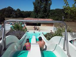 camping in france with water park and swimming pool camping