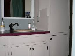 Bathroom Vanity With Matching Linen Cabinet by Bathroom Vanity Linen Cabinet