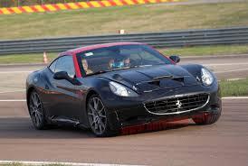 Ferrari California Hatchback - ferrari california spy shots photo gallery autoblog