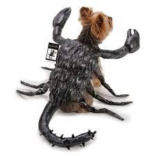 Spider Halloween Costume Dogs Dog Halloween Costume Scorpion Package Black Pet Costumes