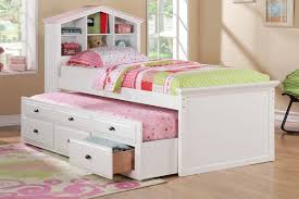 Captains Bed Twin Size Bedroom Captain Trundle Bed Full Captain Bed With Trundle