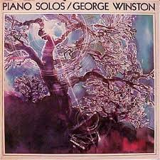 george winston piano solos vinyl lp album at discogs