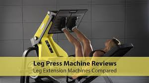 5 best leg press machines 2017 do not buy before reading this