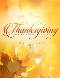 thanksgiving celebrate god s goodness christian bulletin