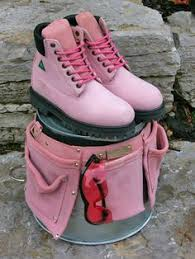 s pink work boots canada moxie trades csa esr waterproof industrial work boots