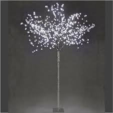led white light up cherry blossom tree trees