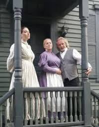 Lizzie Borden Bed And Breakfast Heather Graham U0027s Blog Unusual Experience At Lizzie Borden U0027s House