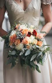 theme wedding bouquets 1920s inspired knoxville wedding ruffled