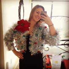 10 best ugly christmas sweater diys garlands ugliest christmas