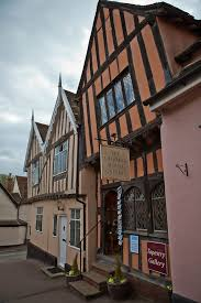 Crooked House Lavenham Crooked Houses Unusual Places