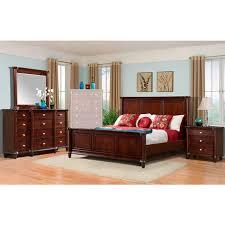 hamilton 4 piece queen bedroom set nebraska furniture mart