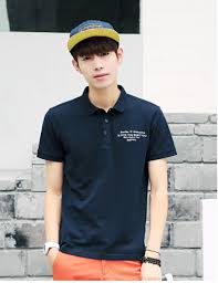 custom polo shirts business navy blue short sleeve 100 cotton if you want to make your own custom embroidery polo shirts please kindly