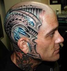 sick tribal tattoos for men 2015