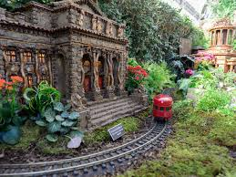 Ny Botanic Gardens New York Botanical Garden Show Things To Do In New