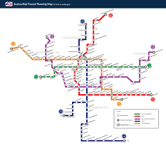 Metro Red Line Map by Suzhou Rail Transit Maps Metro Lines Stations