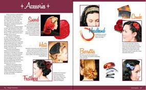 Frisuren Anleitung Pdf by Retro Burlesque And Curly Pin Up Hairstyles Burlesque Fashion