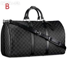 travel handbags images Men womens travel bag duffle bags luggage handbags 55cm for sale jpg
