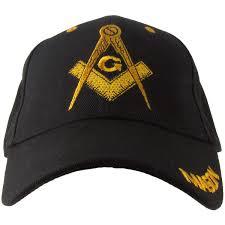 Masonic Home Decor Mason Masonic Ball Cap Adjustable Freemason Golf Baseball Hat