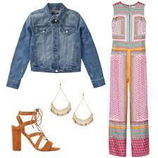 how to style a denim jacket like a fashion