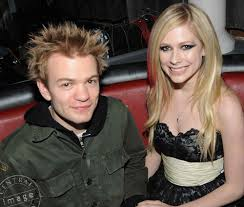avril lavigne 414 wallpapers amgrowassai avril lavigne and deryck whibley