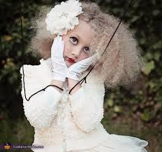 Marionette Doll Halloween Costume Marionette Doll Wind Doll Costumes Photo 4 7