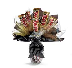 Fruit Basket Gifts Gourmet Twix Candy Graduation Bouquet Shop Gift Fruit Baskets At Heb