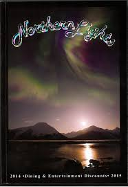 Northern Lights Coupon Books Available