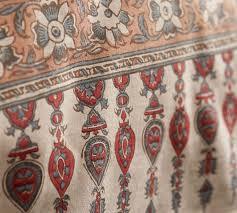 Tapestry Duvet Selena Print Duvet Cover U0026 Sham Pottery Barn