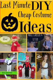Cheap Halloween Costume Ideas Last Minute Cheap Diy Halloween Costume Round Up The Busy Budgeter