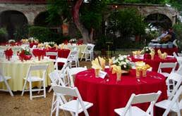 table and chair rentals los angeles party rentals party equipment rentals wedding rentals in los