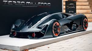 newest supercar lamborghini s newest concept is loaded with the wildest future