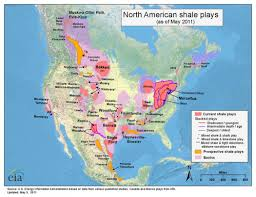 Climate Map Of North America by How Shale Will Reshape America U0027s Role In The World Climate Central