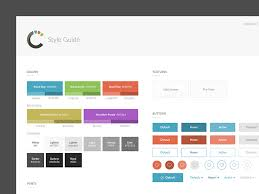 Resume Style Guide Style Guide Template By Michael Leigeber Dribbble