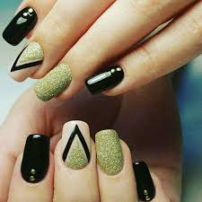 60 geometric nail art ideas geometric nail art and summer nail art
