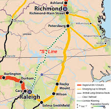 csx railroad map high speed rail in virginia