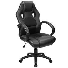 desk chair with headrest furmax office chair pu leather gaming chair high back ergonomic