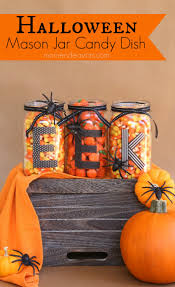 halloween mason jar crafts easy diy halloween mason jars