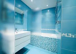 Country Bathroom Decorating Ideas Jon E Vac   Blue Bathroom - Blue bathroom design