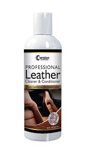 Sofa Leather Cleaner And Conditioner Amazon Com Carnian Professional Leather Cleaner And Conditioner