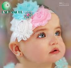 baby flower headbands wholesale new girl s flowers headband baby s flower hair band