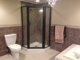 stand up shower bathroom decorating pinterest shower