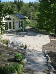 Rock Patio Designs by 26 Awesome Stone Patio Designs For Your Home Page 3 Of 5