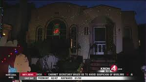 video christmas u201claser u201d lights causing problems for planes