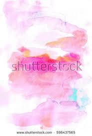 pattern of white clouds in streaks pattern watercolor streaks water color backdrop stock illustration