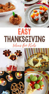 easy thanksgiving food ideas for to help make