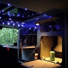 Camper Van Interior Lights Honda Element Camper Conversion Fifth Element Camping Eno