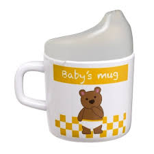baby gift 3 bears family mugs baby sippy cup