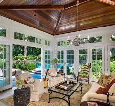 Windows Sunroom Decor Sunroom Ceiling Ideas Sunroom Traditional With Transom Windows