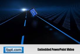 Animated Powerpoint Background Animated Highway Video For Powerpoint Free Animated Powerpoint Presentation